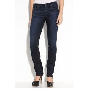 CITIZENS OF HUMANITY Ava Low Rs Straight Leg Jeans